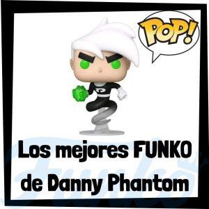 Los mejores FUNKO POP de Danny Phantom - Funko POP de series de televisión de dibujos animados