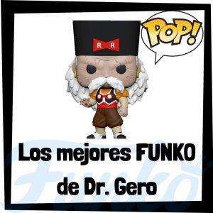 Los mejores FUNKO POP de Dr. Gero de Dragon Ball Z - Los mejores FUNKO POP del personaje de Dr. Gero en Dragon Ball Z - Funko POP de animes y mangas