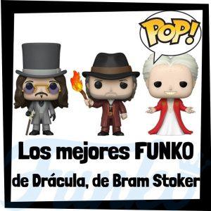 Los mejores FUNKO POP de Drácula de Bran Stoker - Los mejores FUNKO POP de Drácula de Bran Stoker -FUNKO POP de películas