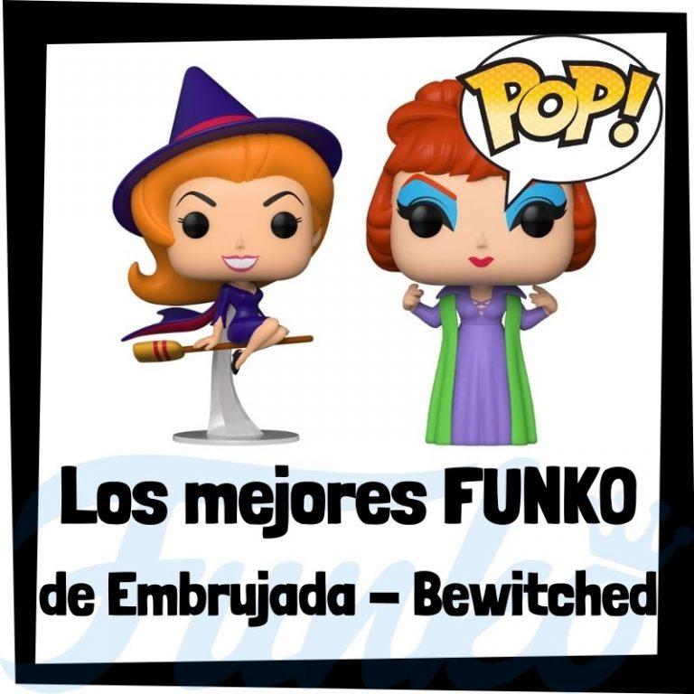 Lee más sobre el artículo Los mejores FUNKO POP de Embrujada – Bewitched