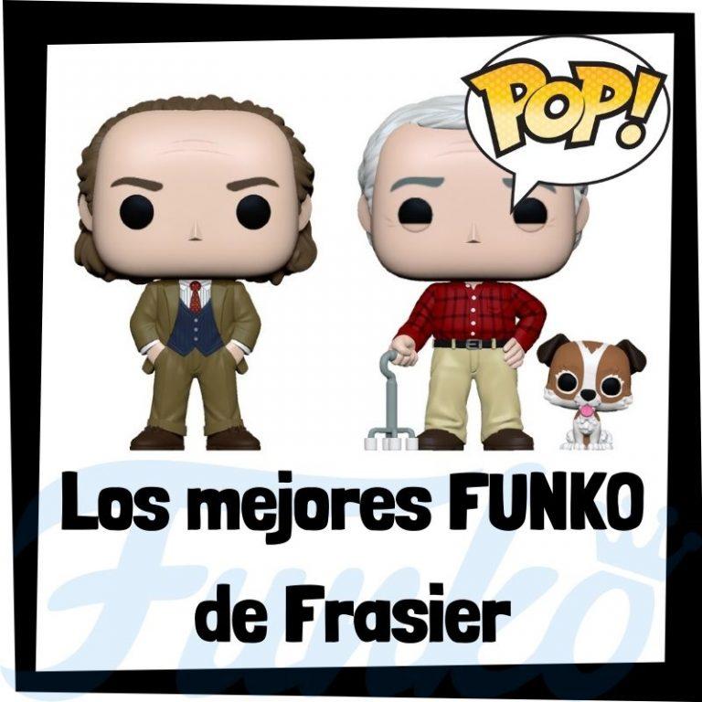 Lee más sobre el artículo Los mejores FUNKO POP de Frasier