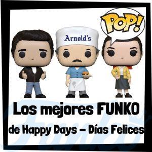 Los mejores FUNKO POP de Happy Days - Los mejores FUNKO POP de personajes de Días felices