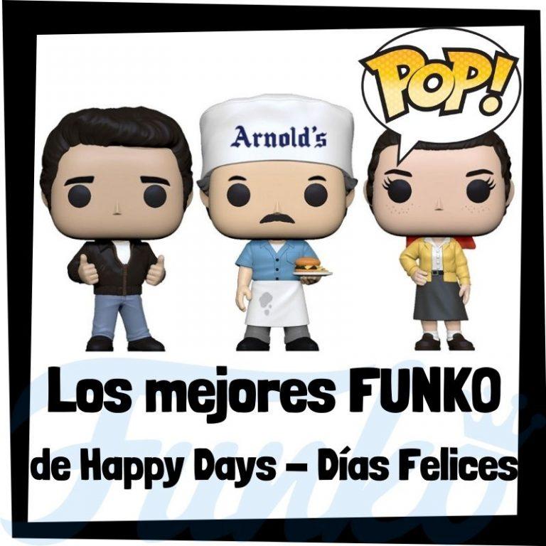 Lee más sobre el artículo Los mejores FUNKO POP de Happy Days – Días Felices
