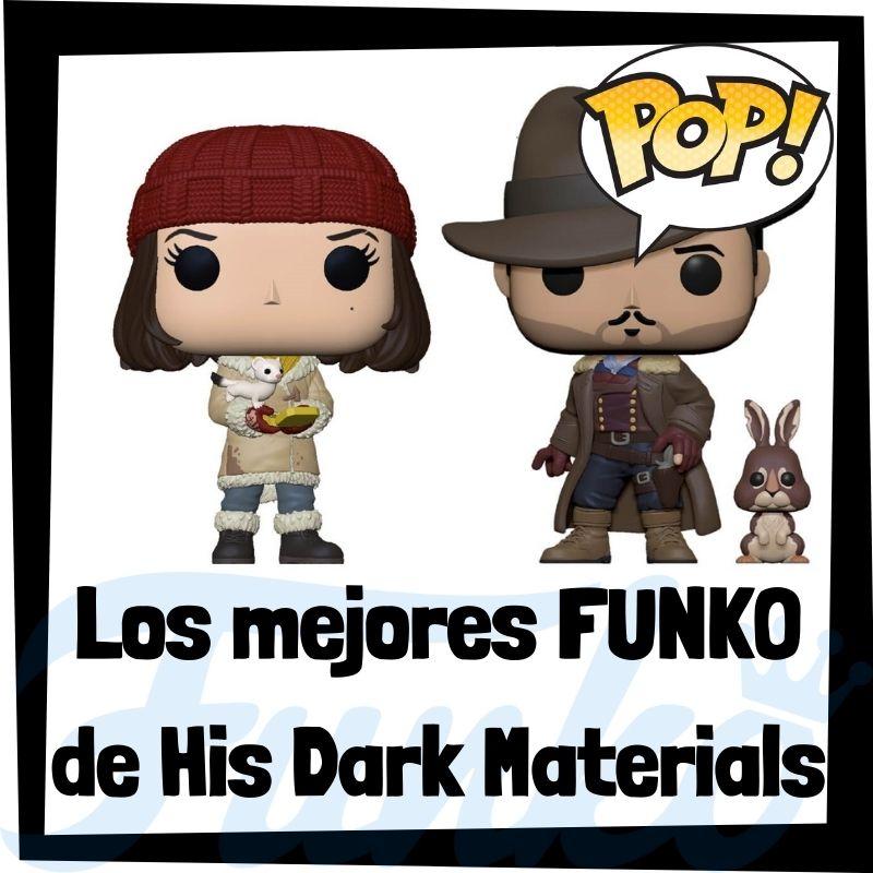 Los mejores FUNKO POP de His Dark Material