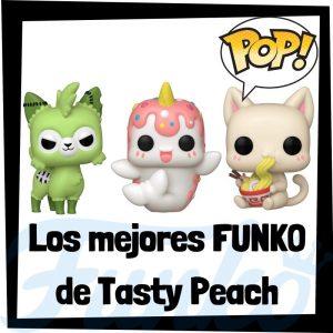 Los mejores FUNKO POP de Tasty Peach - Funko POP de marcas y anuncios de televisión