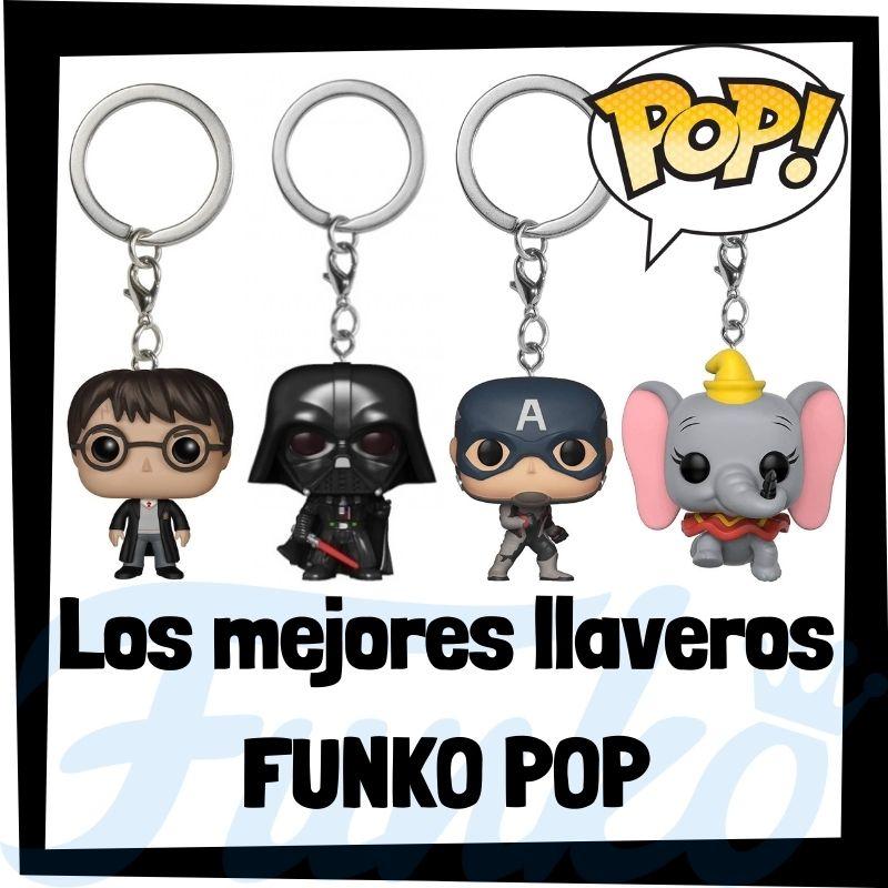 Los mejores llaveros FUNKO POP