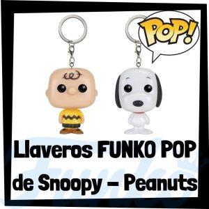 Los mejores llaveros FUNKO POP Pocket de Snoopy - Llavero Funko POP de Snoopy - Keychain FUNKO POP de Snoopy