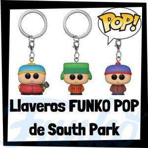 Los mejores llaveros FUNKO POP Pocket de South Park - Llavero Funko POP de South Park - Keychain FUNKO POP de la serie de South Park