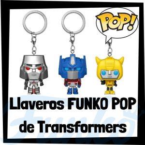 Los mejores llaveros FUNKO POP Pocket de Transformers - Llavero Funko POP de Transformers - Keychain FUNKO POP de Transformers