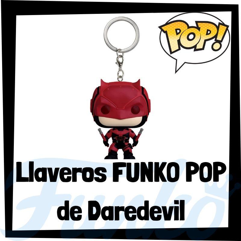 Los mejores llaveros FUNKO POP de Daredevil