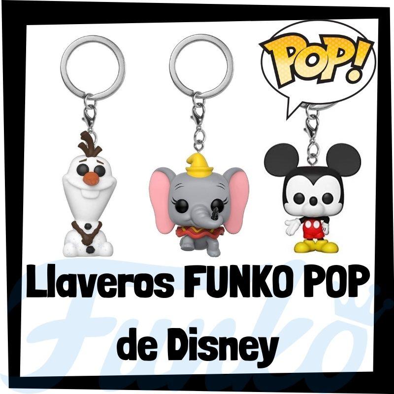 Los mejores llaveros FUNKO POP de Disney