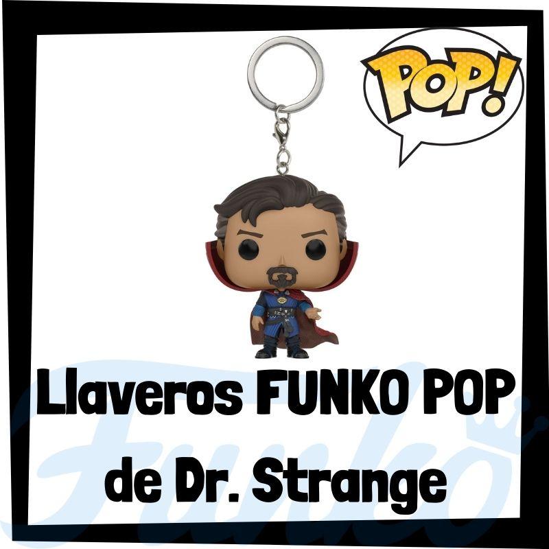 Los mejores llaveros FUNKO POP de Doctor Strange