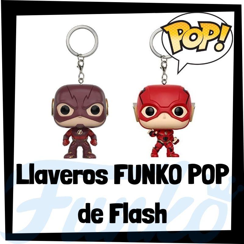 Los mejores llaveros FUNKO POP de Flash