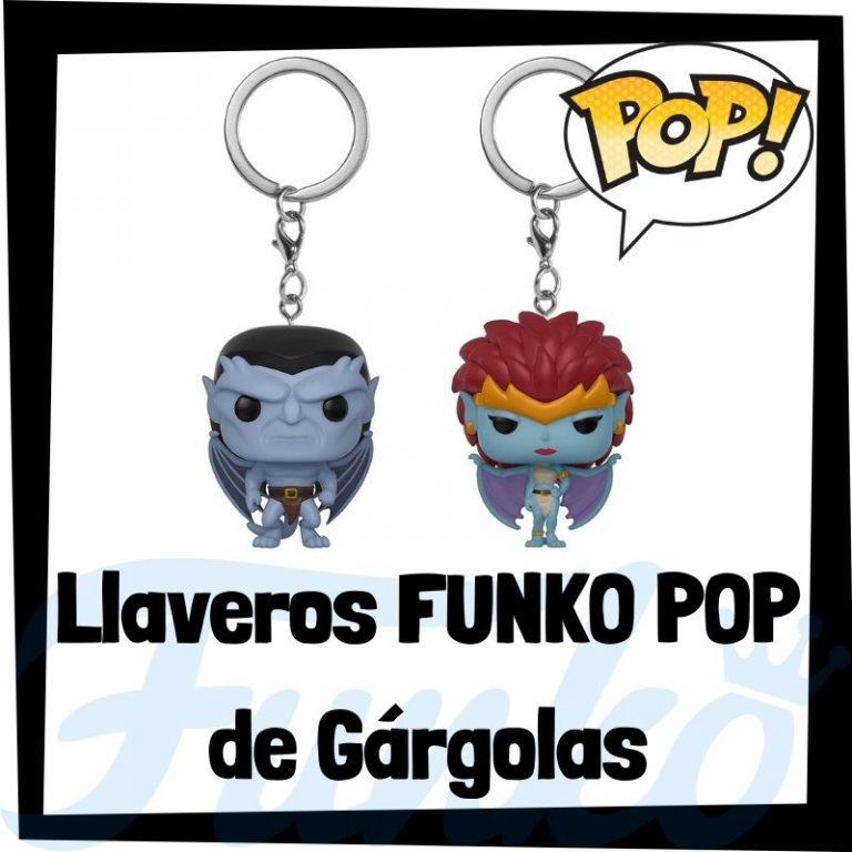 Los mejores llaveros FUNKO POP de Gárgolas