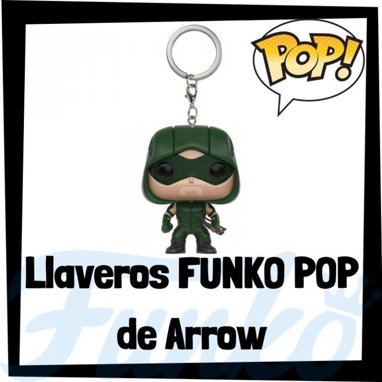 Lee más sobre el artículo Los mejores llaveros FUNKO POP de Arrow