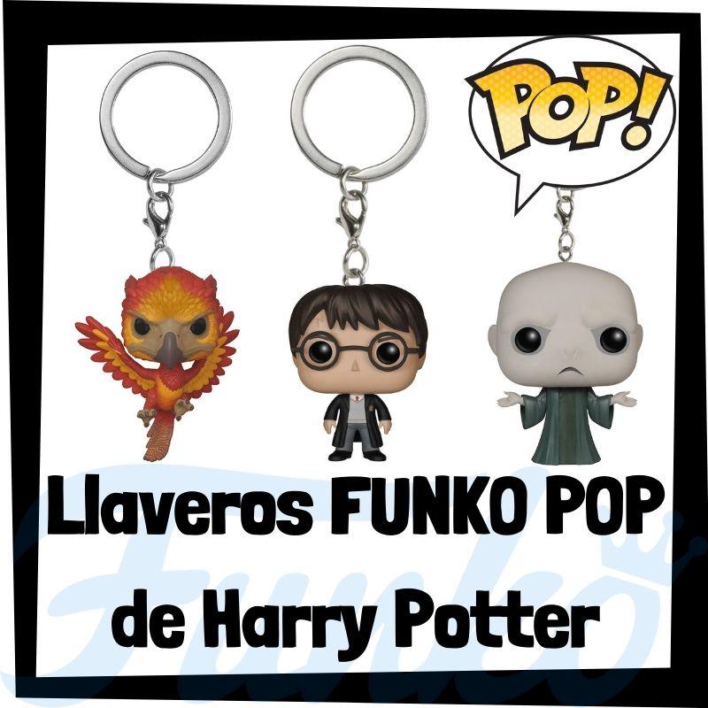 Los mejores llaveros FUNKO POP de Harry Potter