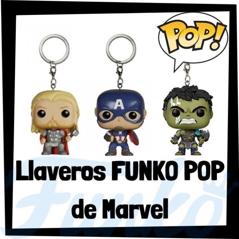 Lee más sobre el artículo Los mejores llaveros FUNKO POP de Marvel
