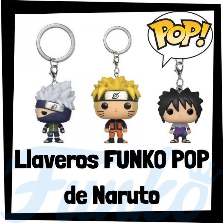 Lee más sobre el artículo Los mejores llaveros FUNKO POP de Naruto