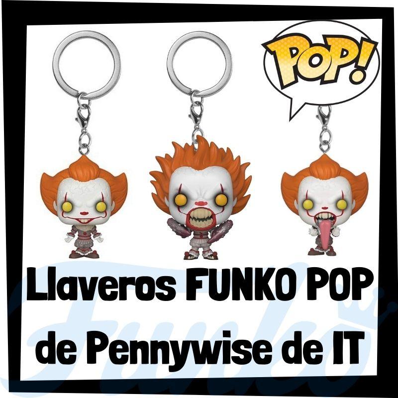 Los mejores llaveros FUNKO POP de Pennywise de IT
