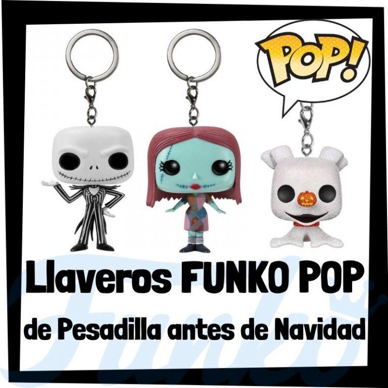 Lee más sobre el artículo Los mejores llaveros FUNKO POP de Pesadilla antes de Navidad