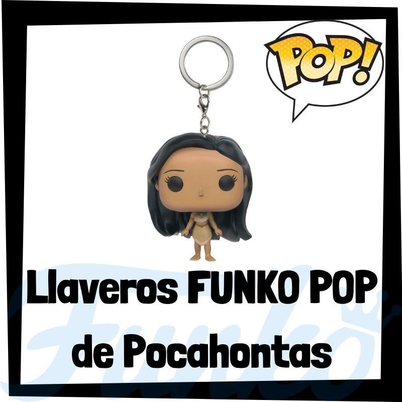 Los mejores llaveros FUNKO POP de Pocahontas