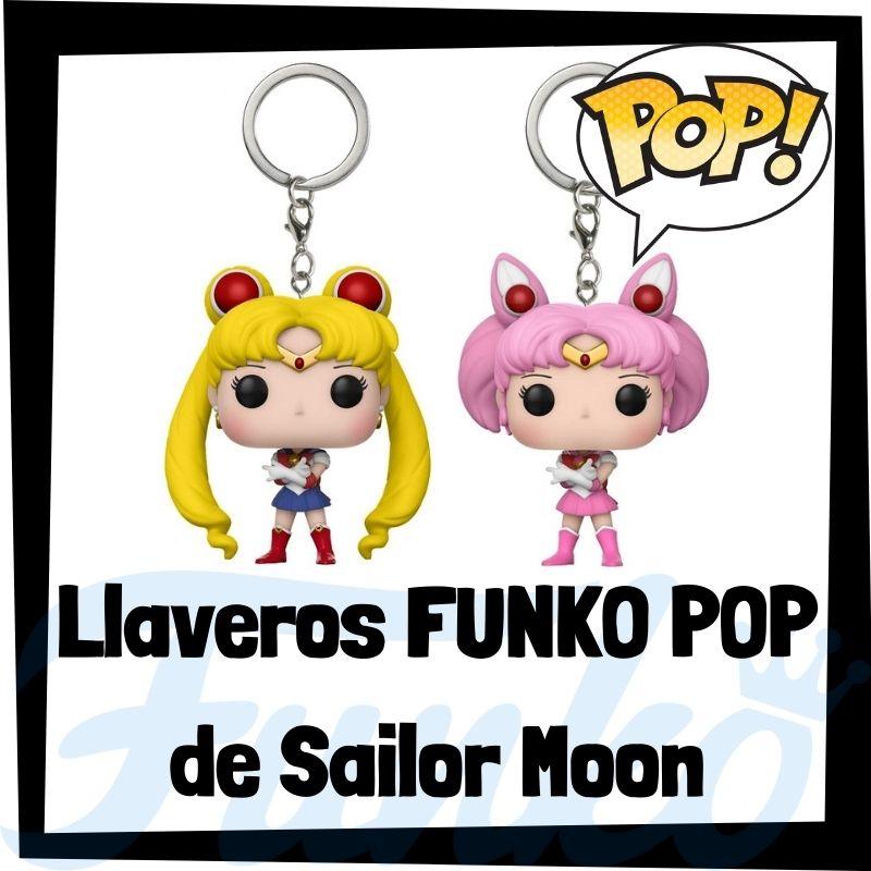 Los mejores llaveros FUNKO POP de Sailor Moon