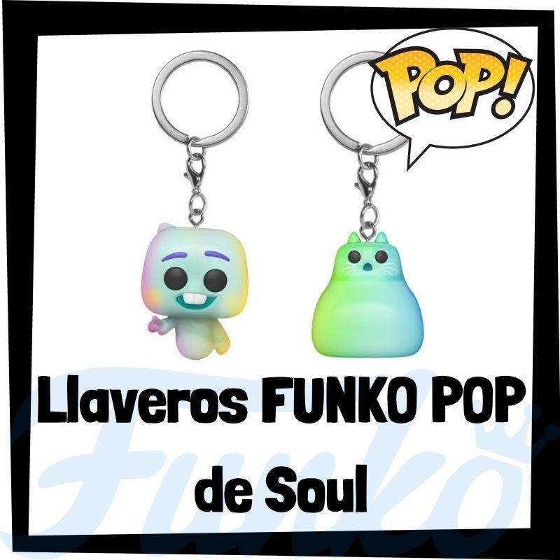 Los mejores llaveros FUNKO POP de Soul