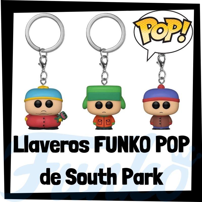 Los mejores llaveros FUNKO POP de South Park