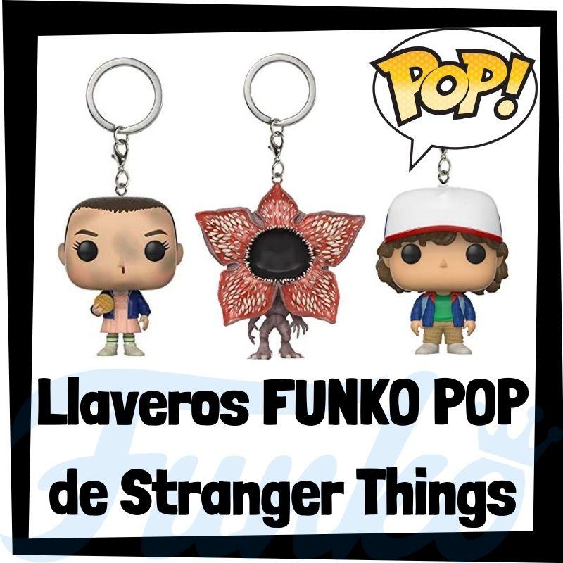 Los mejores llaveros FUNKO POP de Stranger Things