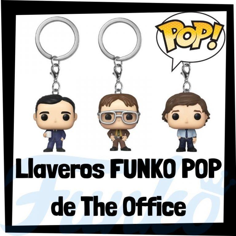 Lee más sobre el artículo Los mejores llaveros FUNKO POP de The Office