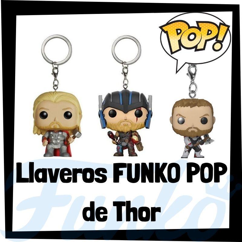 Los mejores llaveros FUNKO POP de Thor
