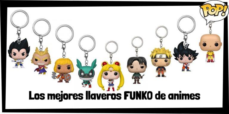 Los mejores llaveros FUNKO POP de animes - Llaveros Funko POP Pocket de animes - Keychain FUNKO POP