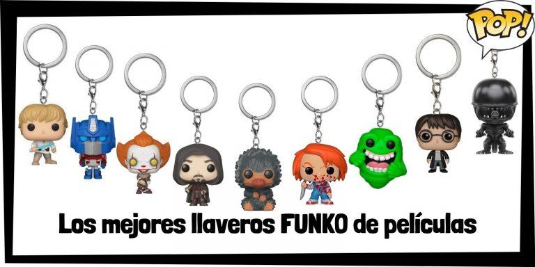 Los mejores llaveros FUNKO POP de cine - Llaveros Funko POP Pocket de películas - Keychain FUNKO POP