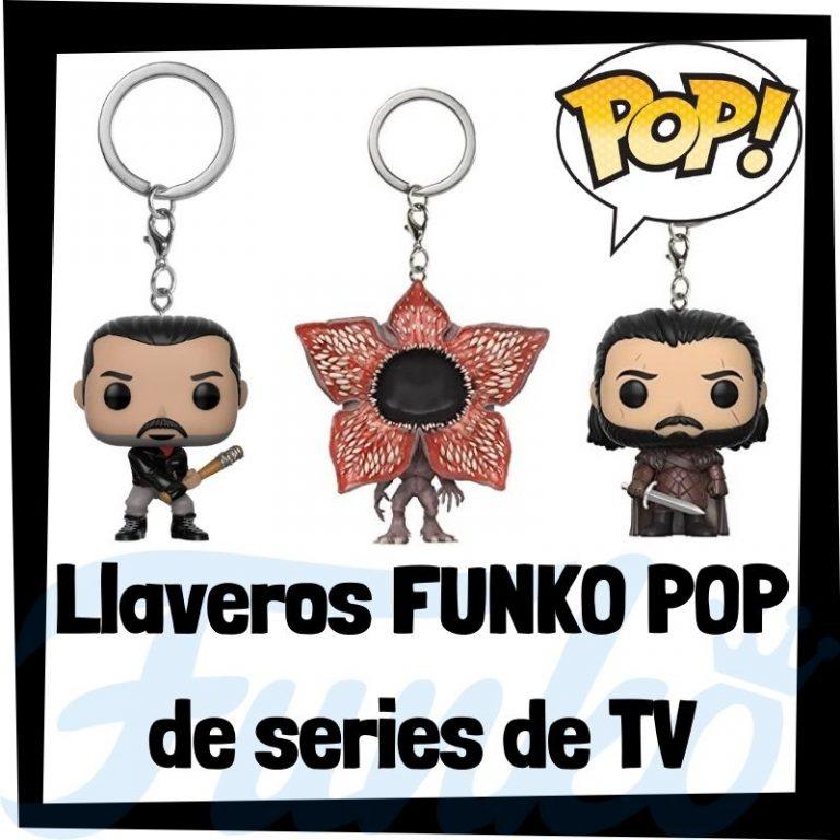 Lee más sobre el artículo Los mejores llaveros FUNKO POP de series de televisión