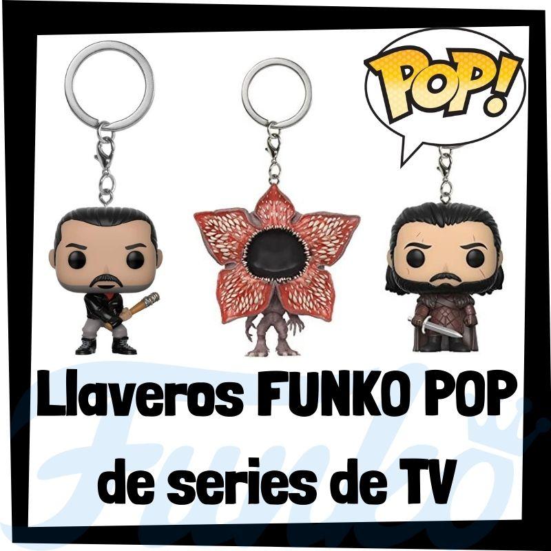 Los mejores llaveros FUNKO POP de series de televisión