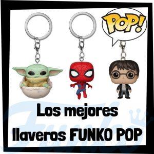 Los mejores llaveros FUNKO POP del mercado - Llavero Funko POP - Keychain FUNKO POP