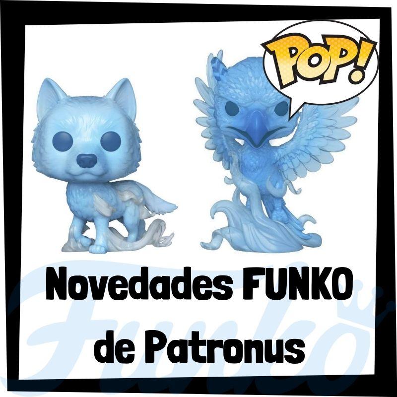 Novedades FUNKO POP de Patronus de Harry Potter
