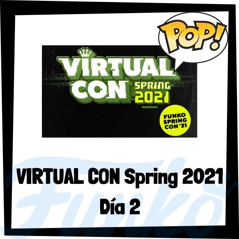 Funko Virtual Con Spring 2021 Día 2