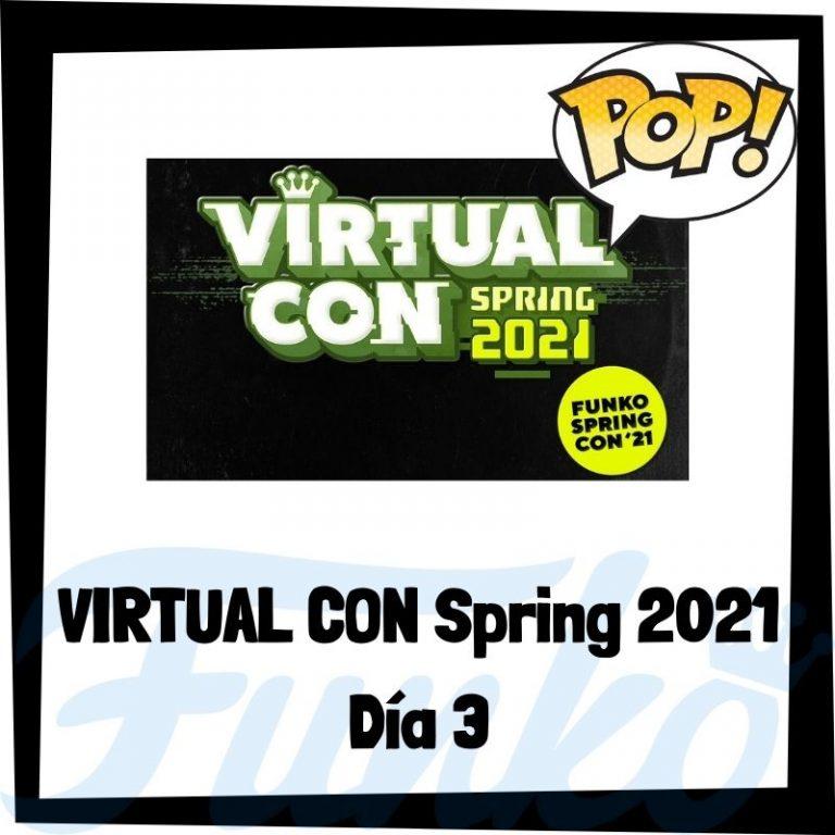 Lee más sobre el artículo Funko Virtual Con Spring 2021 Día 3