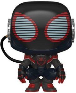 Funko POP de Miles Morales 2020 Suit - Los mejores FUNKO POP de Miles Morales - FUNKO POP de videojuegos