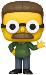 Funko POP de Ned Flanders de los Simpsons - Los mejores FUNKO POP de los Simpsons - FUNKO POP de los Simpsons
