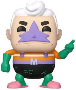 Funko POP de Tritonman de Bob Esponja - Los mejores FUNKO POP de Bob Esponja - FUNKO POP de series de animación