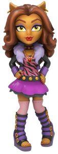 Funko Rock Candy de Clawdeen de Monster High- Los mejores FUNKO Rock Candy - FUNKO Rock Candy de Monster High