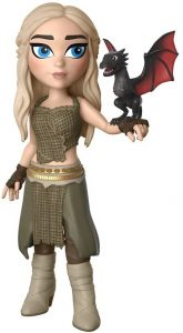 Funko Rock Candy de Daenerys Targaryen de Juego de Tronos - Los mejores FUNKO Rock Candy - FUNKO Rock Candy de Juego de Tronos
