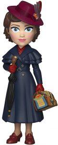 Funko Rock Candy de Mary Poppins - Los mejores FUNKO Rock Candy - FUNKO Rock Candy de Disney
