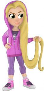 Funko Rock Candy de Rapunzel de Ralph Rompe Internet - Los mejores FUNKO Rock Candy - FUNKO Rock Candy de Disney