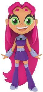 Funko Rock Candy de Starfire de Teen Titans de DC - Los mejores FUNKO Rock Candy - FUNKO Rock Candy de DC