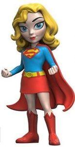 Funko Rock Candy de Supergirl de Super Hero Girls de DC - Los mejores FUNKO Rock Candy - FUNKO Rock Candy de DC