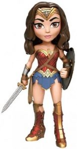 Funko Rock Candy de Wonder Woman Hot Topic de DC - Los mejores FUNKO Rock Candy - FUNKO Rock Candy de DC