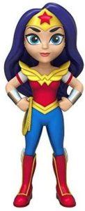Funko Rock Candy de Wonder Woman de Super Hero Girls de DC - Los mejores FUNKO Rock Candy - FUNKO Rock Candy de DC de Wonderwoman
